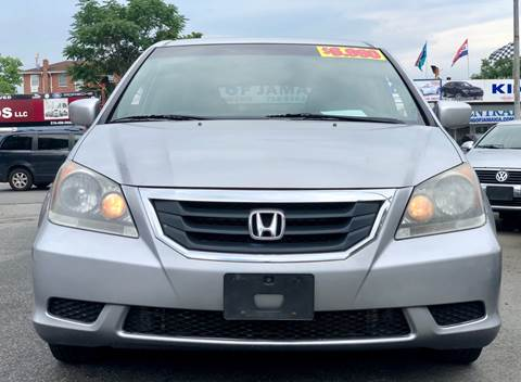 2010 Honda Odyssey for sale in Hollis, NY