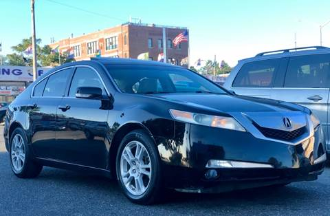 2009 Acura TL for sale in Hollis, NY