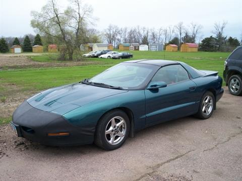 1997 Pontiac Firebird for sale in Madison, SD