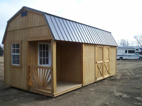 2017 OLD HICKOR 10X20 Loft for sale in Madison, SD