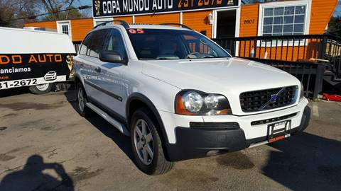 2005 Volvo XC90 for sale at Copa Mundo Auto in Richmond VA