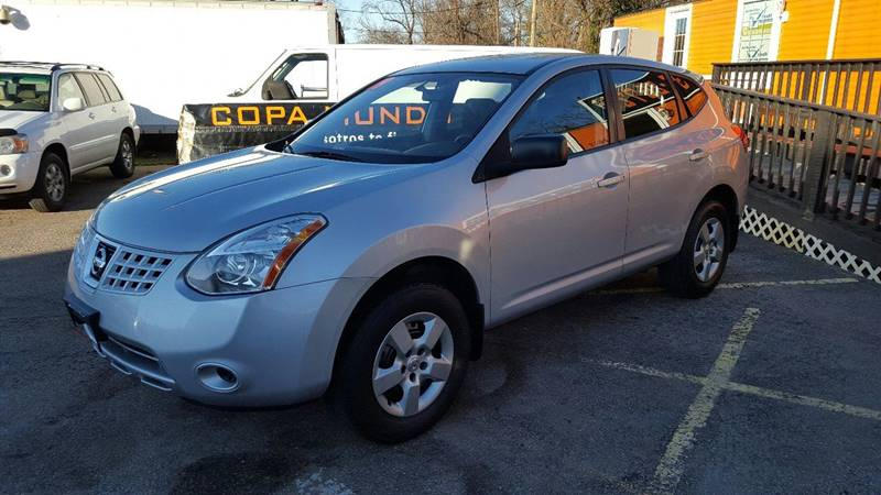 2009 Nissan Rogue AWD S Crossover 4dr - Richmond VA