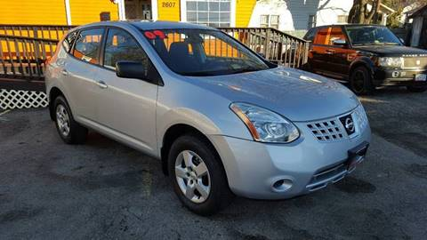 2009 Nissan Rogue for sale at Copa Mundo Auto in Richmond VA
