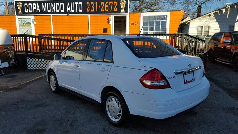 2009 Nissan Versa 1.8 S 4dr Sedan 4A - Richmond VA