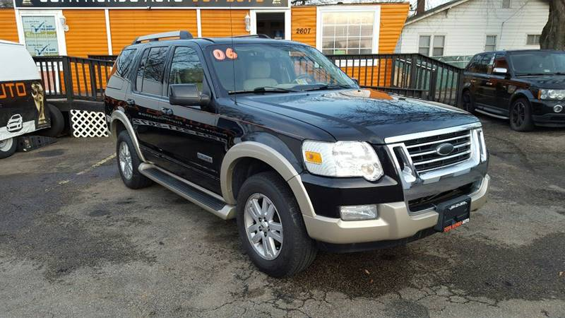 2006 Ford Explorer Eddie Bauer 4dr SUV 4WD w/V6 - Richmond VA