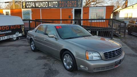 2002 Cadillac DeVille for sale in Richmond VA