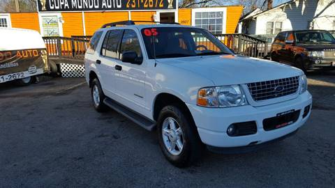 2005 Ford Explorer for sale at Copa Mundo Auto in Richmond VA