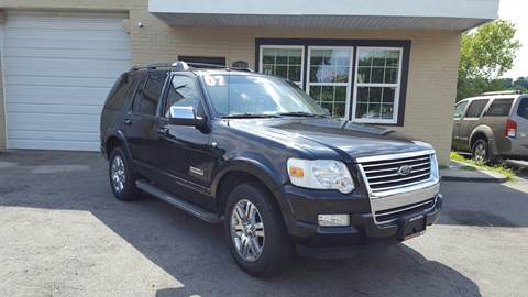 2007 Ford Explorer for sale at Copa Mundo Auto in Richmond VA