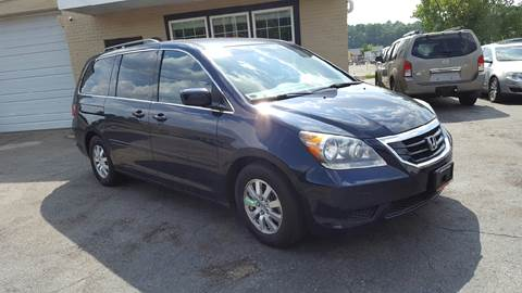 2008 Honda Odyssey for sale at Copa Mundo Auto in Richmond VA