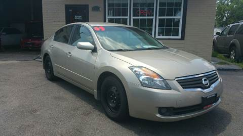 2009 Nissan Altima for sale at Copa Mundo Auto in Richmond VA