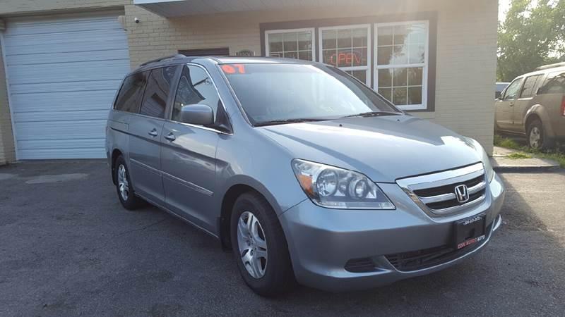 2007 Honda Odyssey for sale at Copa Mundo Auto in Richmond VA
