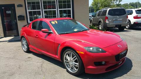 2007 Mazda RX-8 for sale at Copa Mundo Auto in Richmond VA