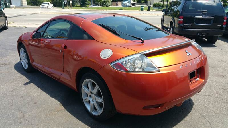 2007 Mitsubishi Eclipse GT 2dr Hatchback (3.8L V6 5A) - Richmond VA