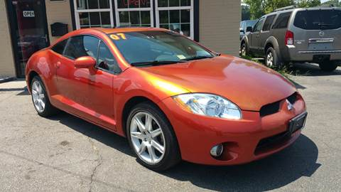 2007 Mitsubishi Eclipse for sale at Copa Mundo Auto in Richmond VA
