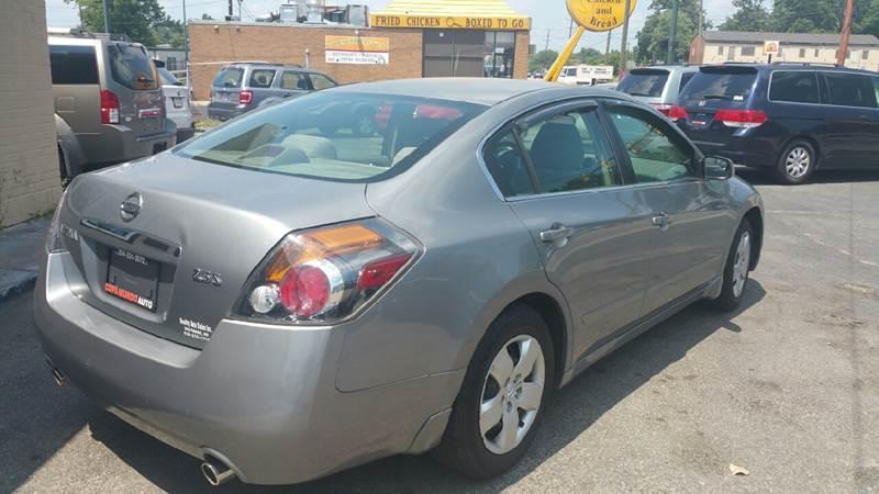 2008 Nissan Altima 2.5 S 4dr Sedan CVT - Richmond VA