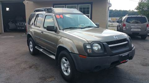 2004 Nissan Xterra for sale in Richmond VA