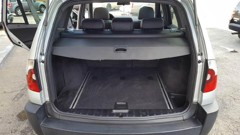 2004 BMW X3 AWD 3.0i 4dr SUV - Richmond VA