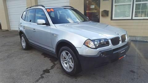 2004 BMW X3 for sale in Richmond, VA
