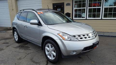 2004 Nissan Murano for sale at Copa Mundo Auto in Richmond VA