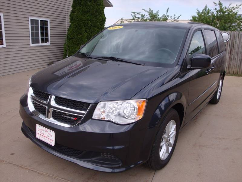 2014 Dodge Grand Caravan SXT 4dr Mini-Van - North Liberty IA