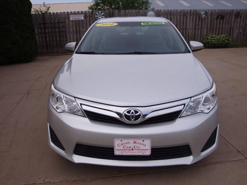 2014 Toyota Camry LE 4dr Sedan - North Liberty IA