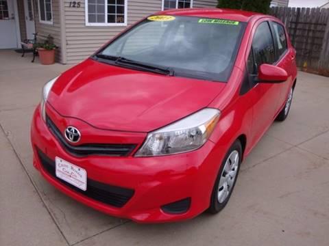 2013 Toyota Yaris for sale in North Liberty, IA