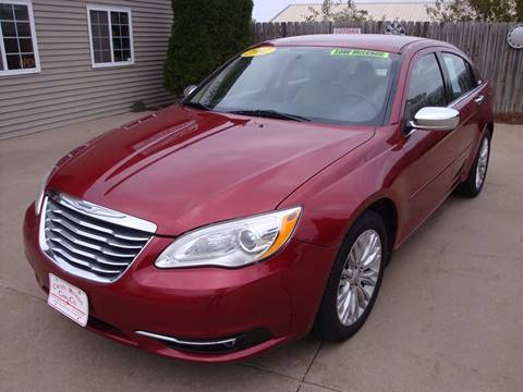 2012 Chrysler 200 for sale in North Liberty, IA