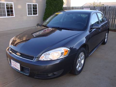 2010 Chevrolet Impala for sale in North Liberty, IA