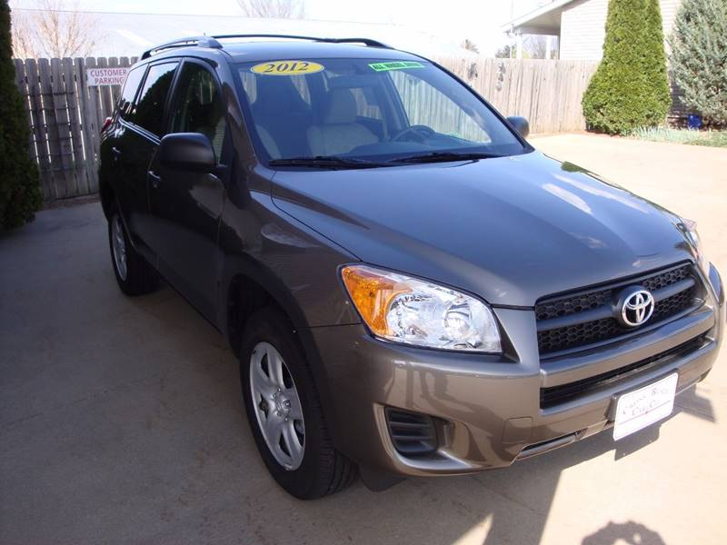 2012 Toyota RAV4 4x4 4dr SUV - North Liberty IA