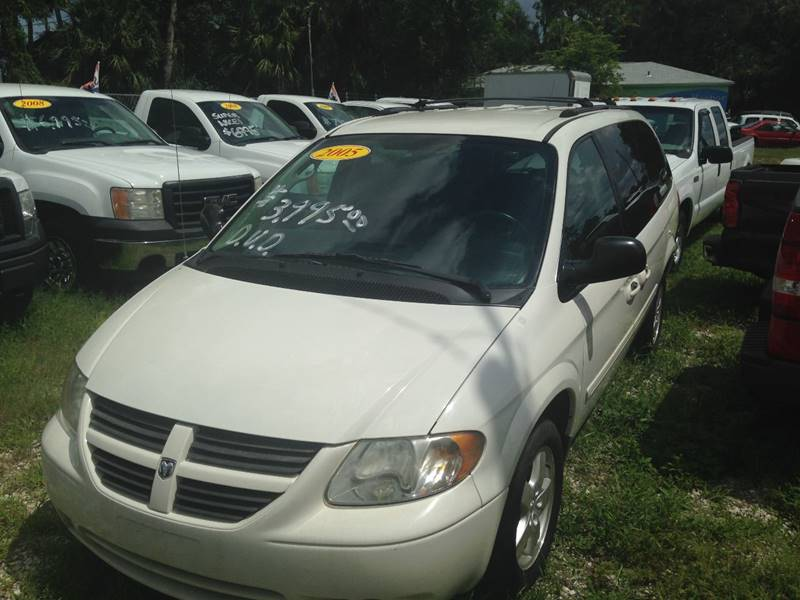 Attractive 2005 Dodge Grand Caravan
