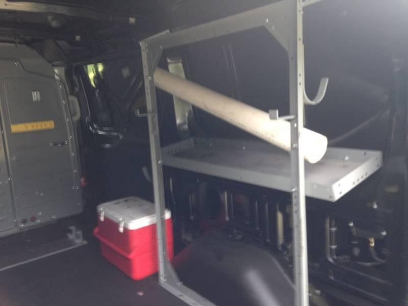 c2ddf558f8ed14 2015 Ford Transit Cargo 150 3dr SWB Low Roof Cargo Van w Sliding ...