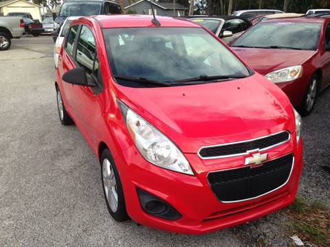 2013 Chevrolet Spark for sale in Port Orange, FL