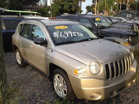 2010 Jeep Compass for sale in Port Orange, FL