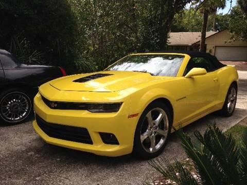 2015 Chevrolet Camaro for sale at Harbor Oaks Auto Sales in Port Orange FL