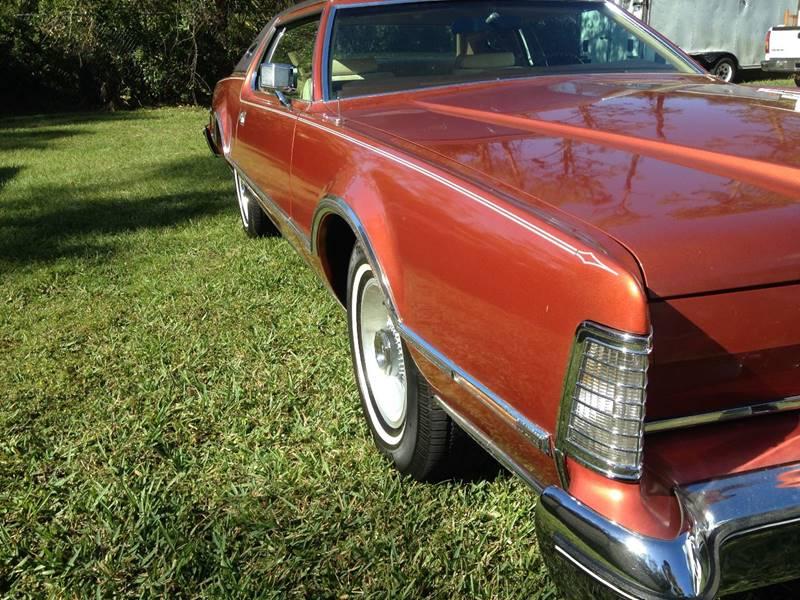 1976 Lincoln Mark IV  - Port Orange FL