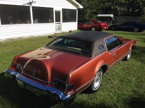 1976 Lincoln Mark IV for sale in Port Orange, FL