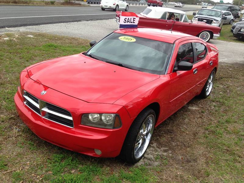 Lovely 2008 Dodge Charger 144,000 Miles