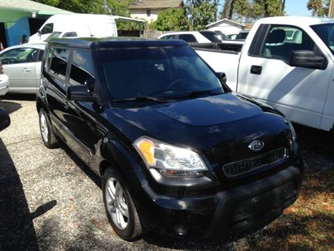 Great 2010 Kia Soul