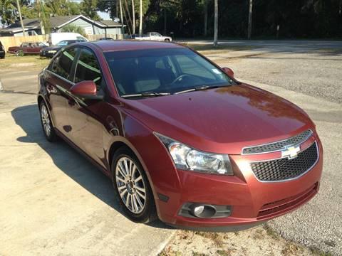 2012 Chevrolet Cruze for sale in Port Orange, FL