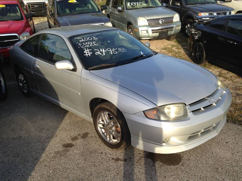 Beautiful 2003 Chevrolet Cavalier