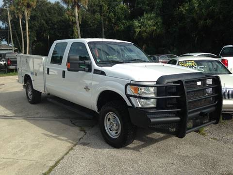 2012 Ford F-350 Super Duty for sale in Port Orange, FL