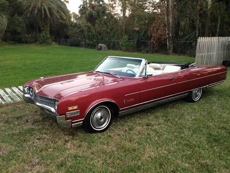 1966 Oldsmobile Ninety-Eight Convertible In Port Orange FL - Harbor ...