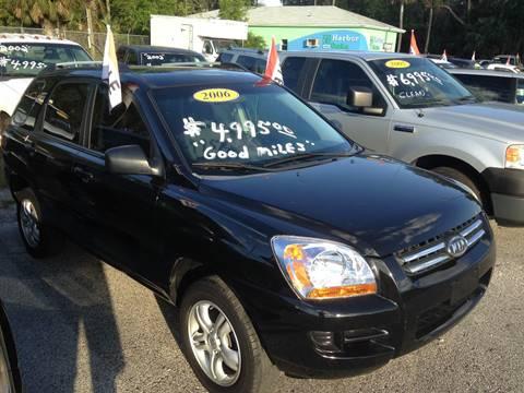 2006 Kia Sportage for sale in Port Orange, FL