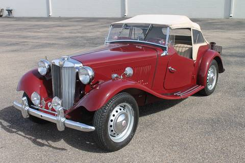 1952 MG TD for sale in Amarillo, TX