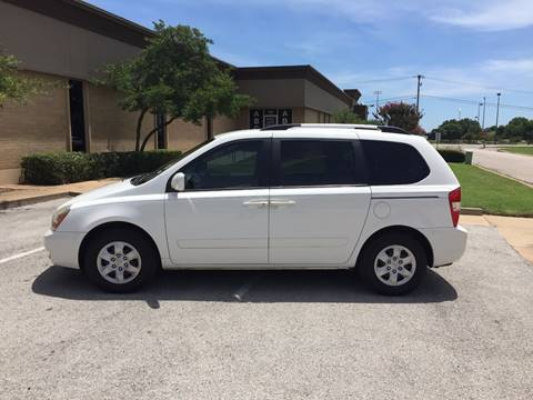 2010 Kia Sedona for sale in Euless, TX