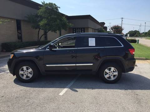 2012 Jeep Grand Cherokee for sale in Euless, TX