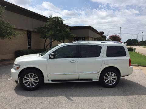 2010 Infiniti QX56 for sale in Euless, TX