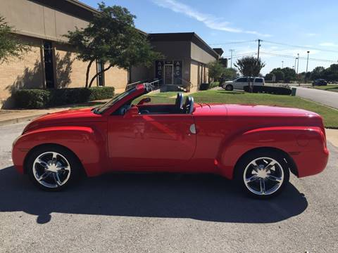 2005 Chevrolet SSR for sale in Euless, TX