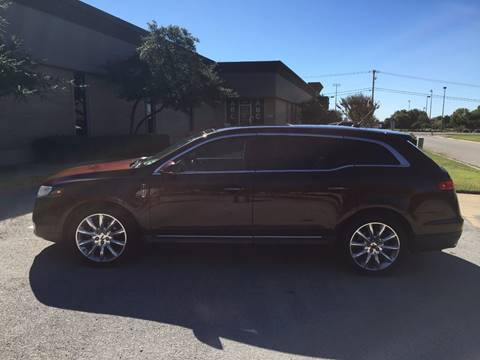 2012 Lincoln MKT for sale in Euless, TX