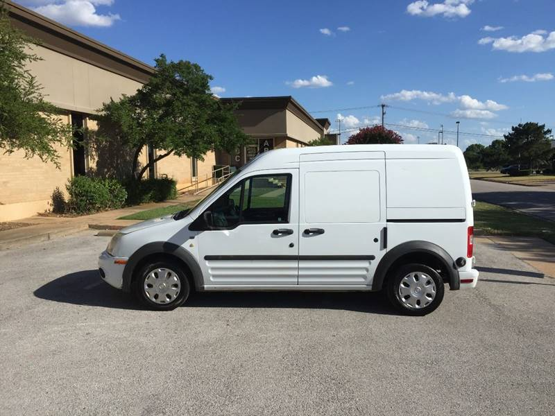 Ford Transit Connect 2013 Cargo Van XLT 4dr Mini w/o Side and Rear Glass